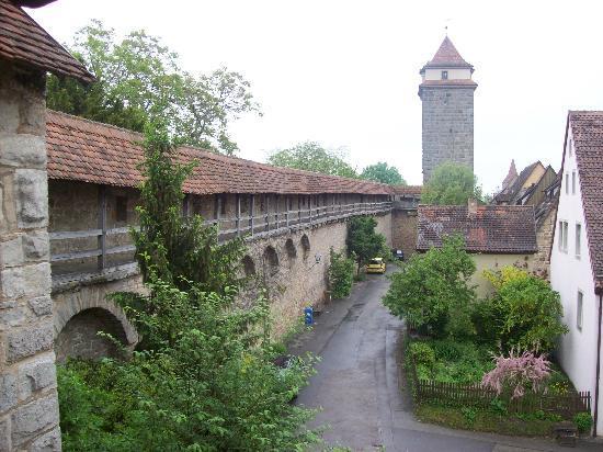 City Wall - Picture of Rothenburg, Middle Franconia - TripAdvisor: https://www.tripadvisor.co.uk/LocationPhotoDirectLink-g187319...
