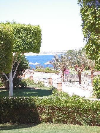 Club Reef Resort : La vista dalle stanze serie 200
