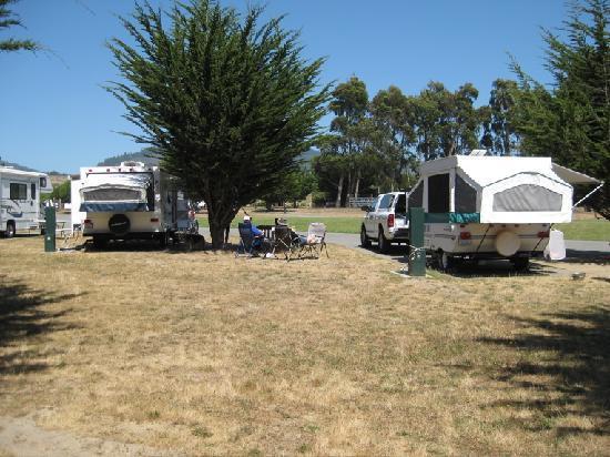 Santa Cruz North Costanoa Koa Pescadero Ca