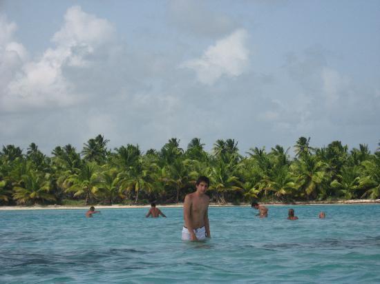 Isla Saona: Piscina Natural