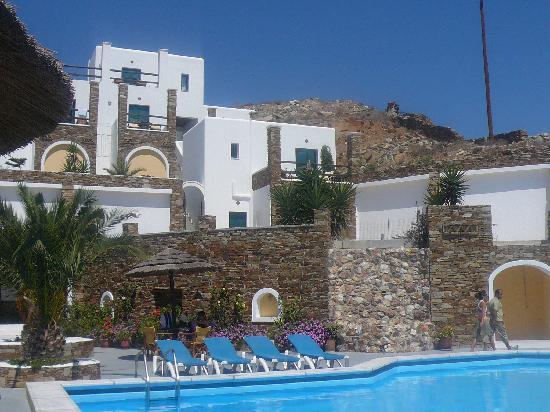 Hotel Katerina: piscina