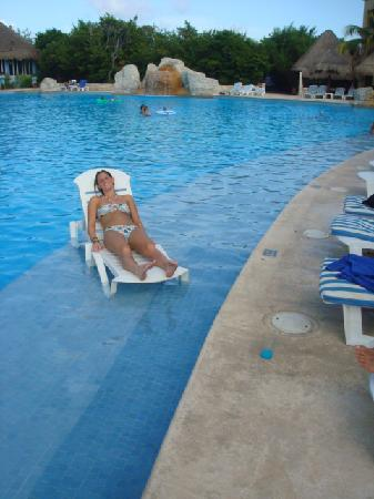 Iberostar Paraiso Maya: pool