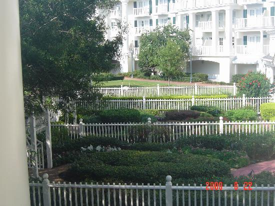 Disney's BoardWalk Inn: Balcony View