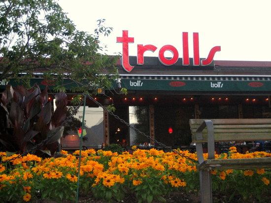 Horseshoe Bay Restaurants Trolls