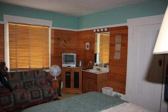 Nelson House B & B: cabin room