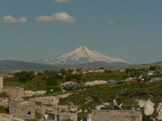AlKaBriS: photo de la terrasse du mont erciyes!!