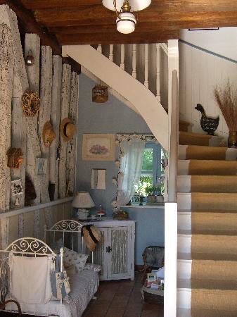 Le Petit Clos: Hallway
