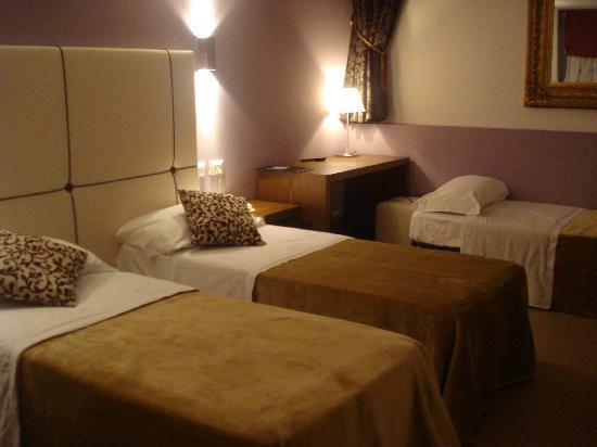 Al Canal Regio: Dormitorio