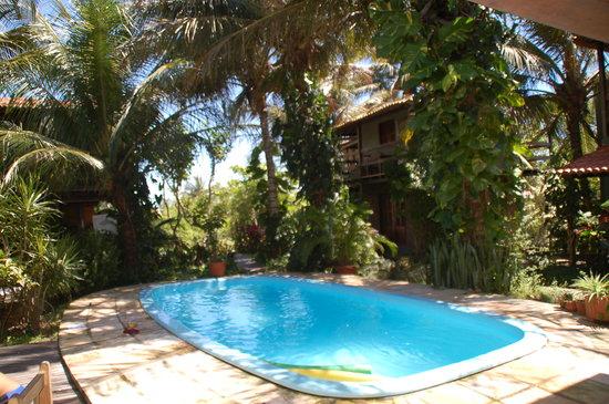 Pousada Vila Bela Vista: kleiner Pool