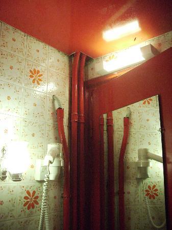 Hotel Ascot Opera: bagno
