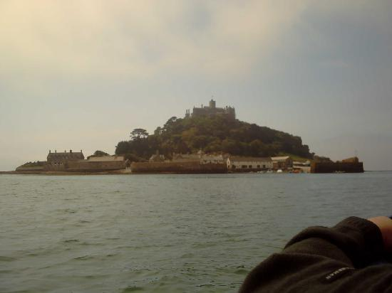 Toms Holidays : st micheal mount