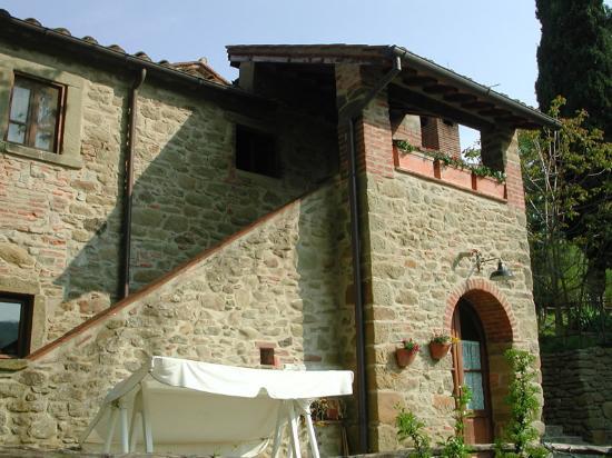 Agriturismo Il Castagnolo: La casa dei proprietari