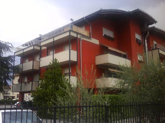 Hotel Virgilio : the hotel