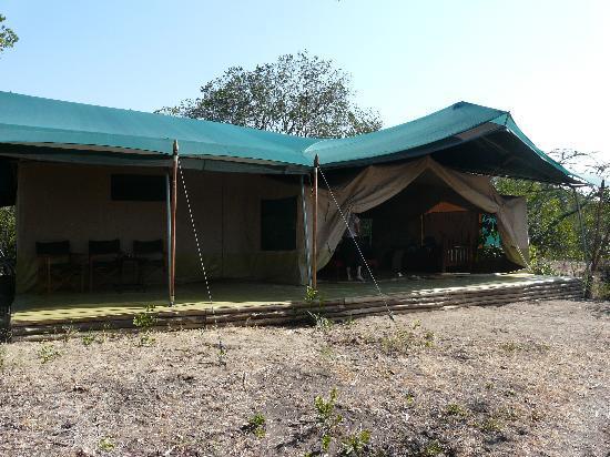 Kicheche Laikipia Camp: Our tent