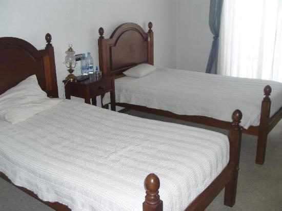 Residencial A Canhota: Camas cómodas