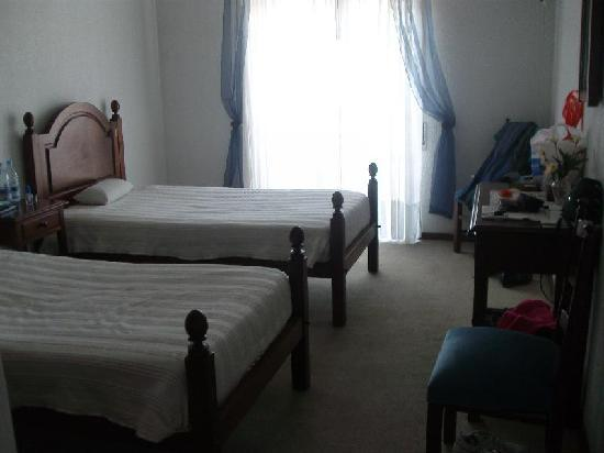 Residencial A Canhota: habitación amplia
