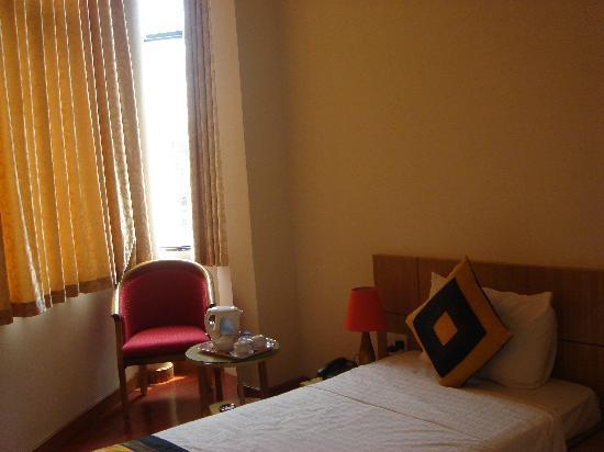 Hanoi Serenity Hotel: Bedroom