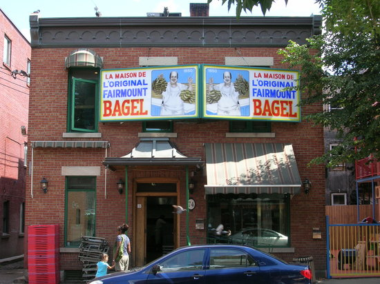 Photo of Fairmount Bagel in Montreal, , CA