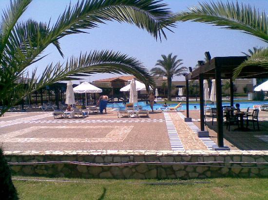 Aldemar Olympian Village : una delle piscine