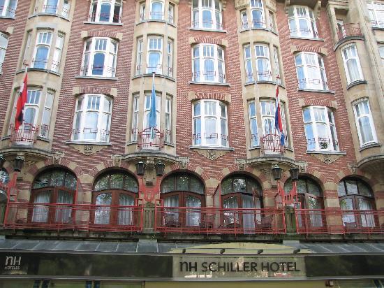 NH Amsterdam Schiller: The NH Schiller