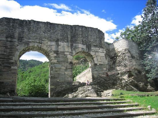 Susa Acquedotto Romano