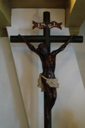 Museum Ons'Lieve Heer Op Solder: Cross
