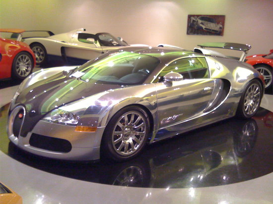 Exotic Car Gallery