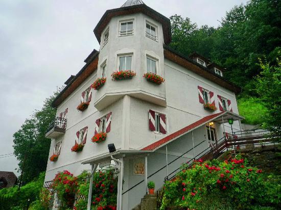 Villa Turnerwirt : La torre