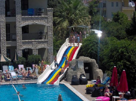 Club Alize: pool