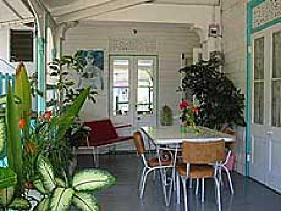 Holiday Home: On the Patio