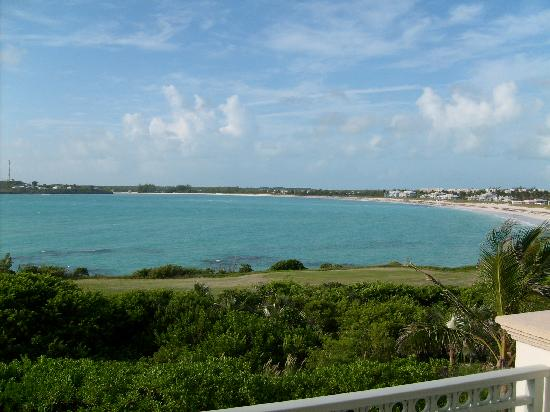 Grand Isle Resort & Spa: View from balcony