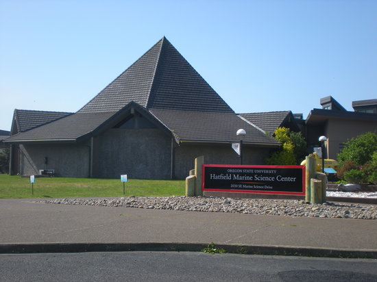 ‪Hatfield Marine Science Center‬