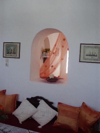 Delfini : Living room