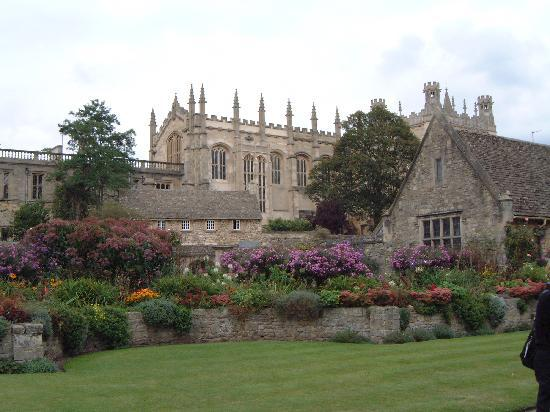 University of Oxford: hogwarts