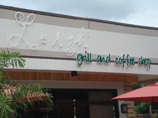Davidson Hotel & Rest: ホテルに隣接するカフェ。コーヒーはお勧め