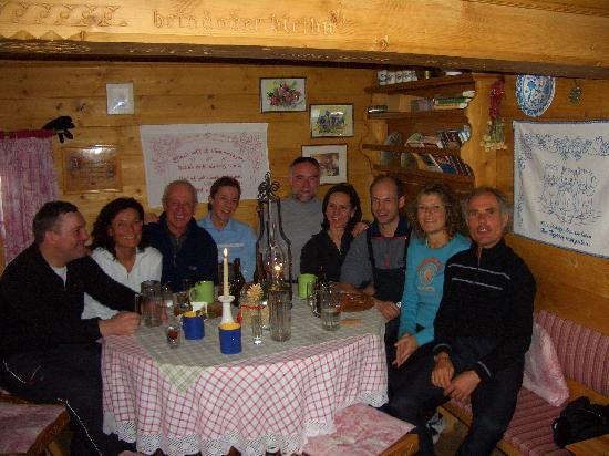 Turracher Hohe, ออสเตรีย: Hüttenzauber in der Sam-Hütte