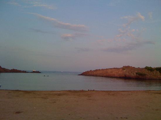 Agay, Frankreich: beach