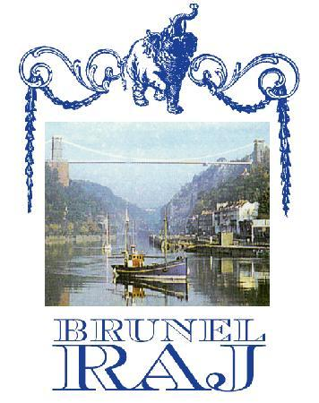 Brunel Raj: Logo