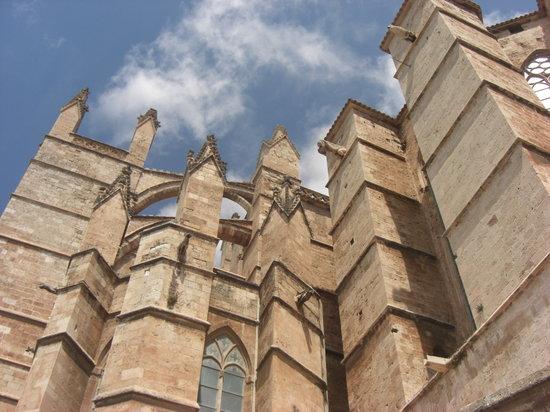Palma de Mallorca, Spain: Cathédrale