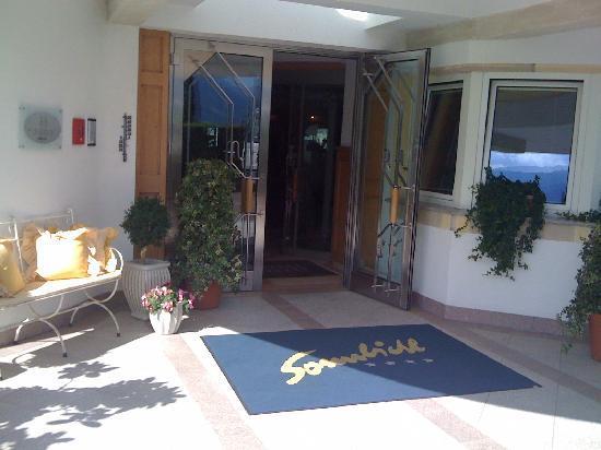 Hotel Sonnbichl: Eingangsbereich