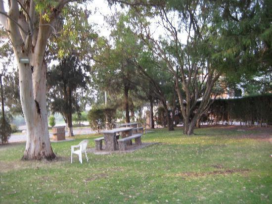 Hotel - RV Park San Ramón: Picnic Area