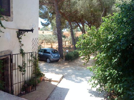 Villa Mimosa : View fro Verandah