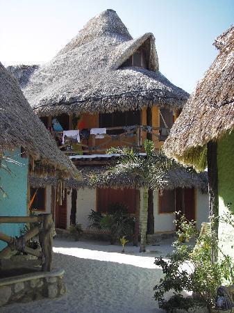 Holbox Hotel Casa las Tortugas - Petit Beach Hotel & Spa: Inside the hotel.