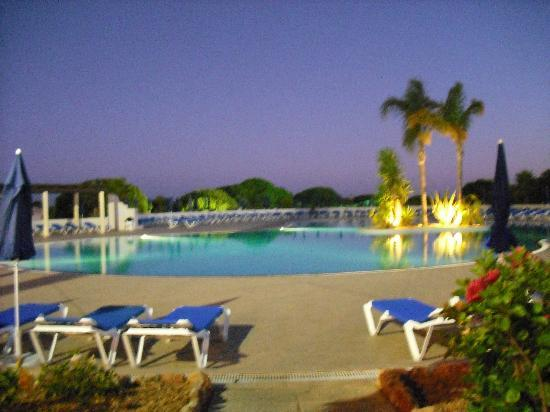 Adriana Beach Club Hotel Resort: The Pool-In The Evening