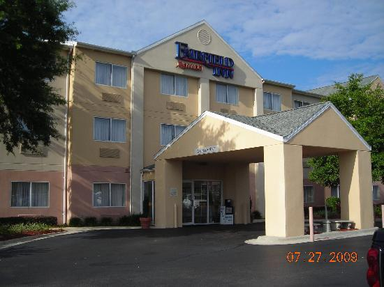 Fairfield Inn Pensacola I-10: Fairfield Inn Pensacola, FL