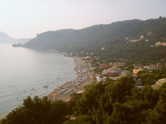 Mayor La Grotta Verde Grand Resort: The local town as viewed from the balcony