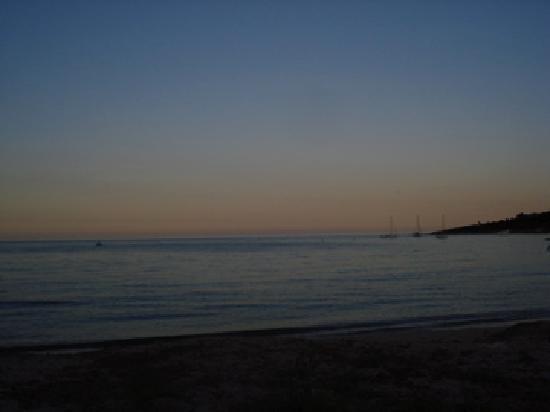 Hotel U Dragulinu: sunset