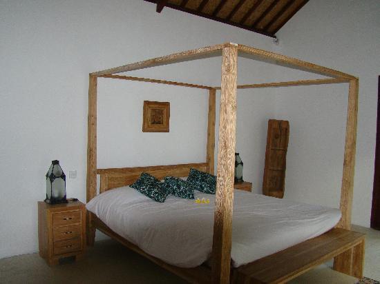 Villa Uma River: Une chambre