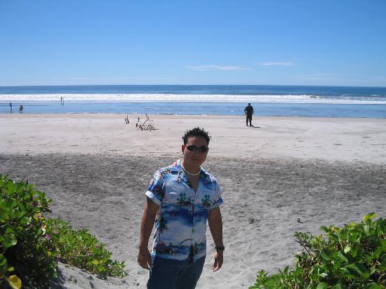 Club Joya del Pacifico: Beach Costa Del Sol