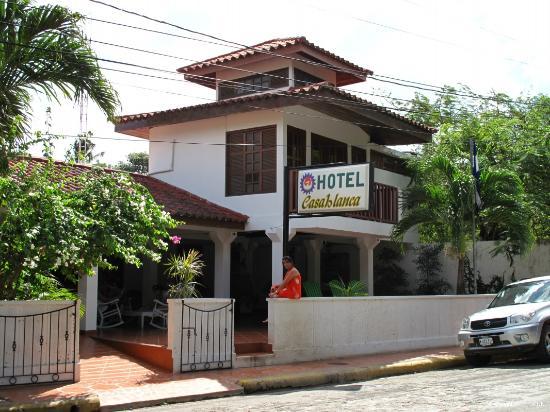 Photo of Hotel Casablanca San Juan del Sur